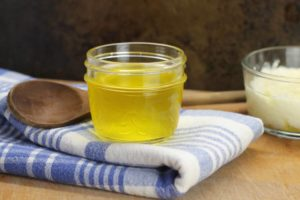 Learn to make your own clarified butter at home.
